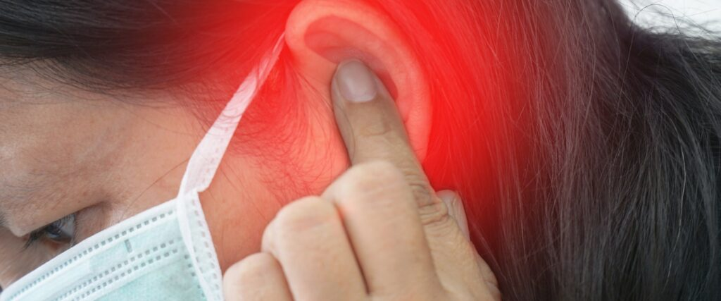 ONLINE FEATURE   COVID-19 in Cerumen—A Potential Source of Viral Spread of Patients Infected With SARS-CoV-2