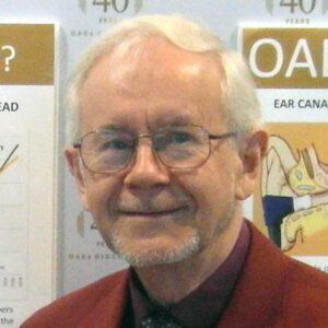 David T. Kemp, PhD, FRS Headshot