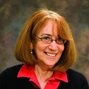 Laurie S. Eisenberg, PhD Headshot