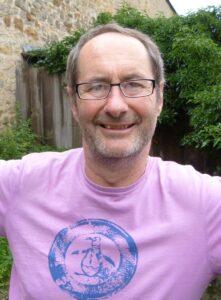 David Moore, PhD Headshot