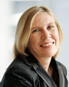Elaine Saunders, PhD Headshot