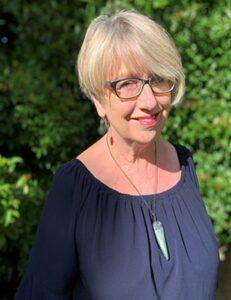 Suzanne Purdy, PhD Headshot
