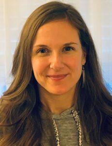 Samantha Kleindienst Robler, PhD, AuD Headshot