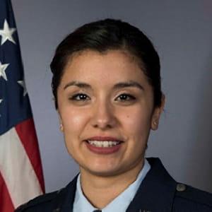 Vienet Romero, Capt, USAF, AuD