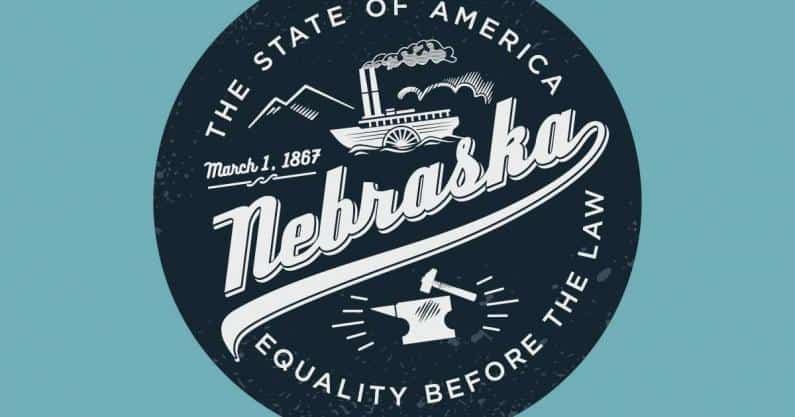 Nebraska Equality Before the Law logo