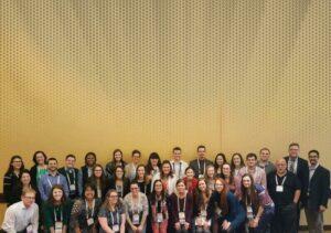 Group photo of SAA members
