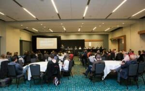 Image from the Third Annual Clinical Education Forum in Nashville