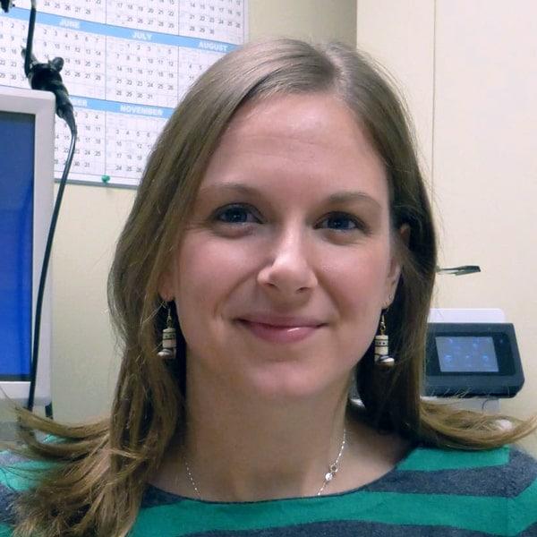 Samantha Kleindienst Robler, AuD, PhD