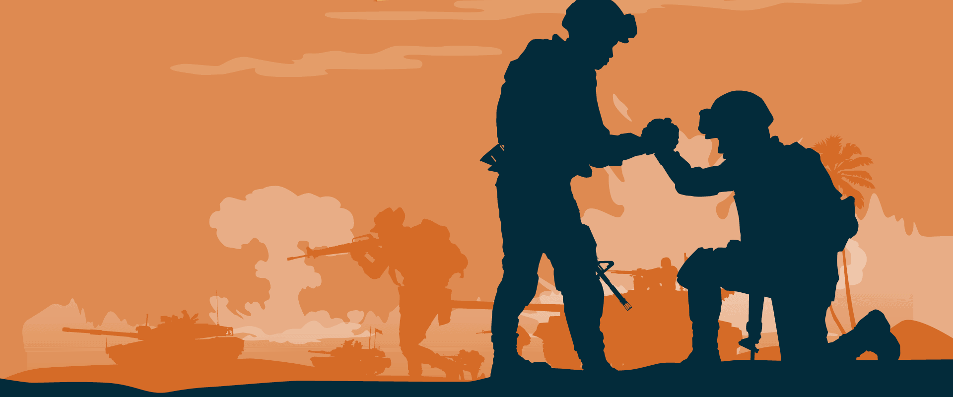 Military Service and Hearing Health: The NOISE Study(iamseki/shutterstock.com and S. Chanesman)