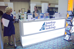 Photo of Academy Central's ABA booth