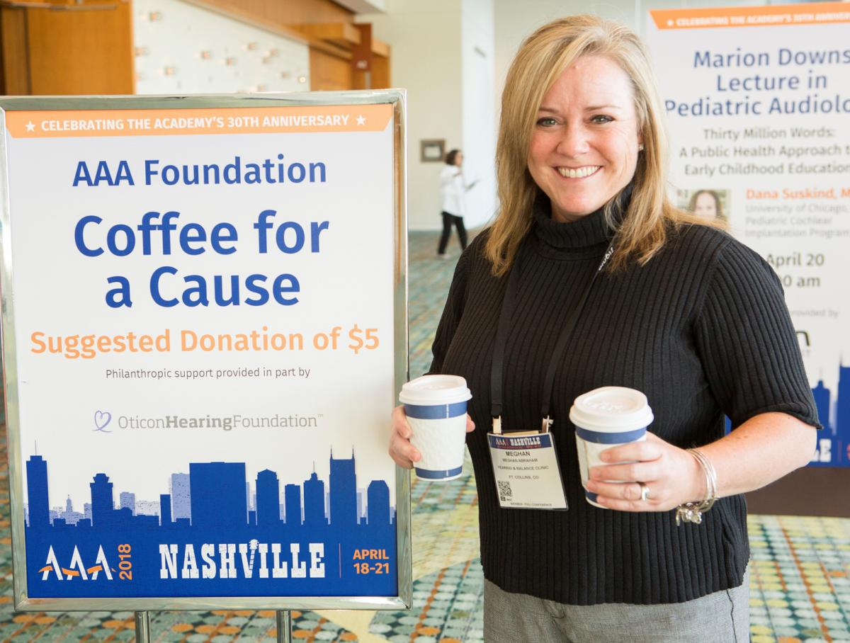 AAA 2018 Coffee for a Cause
