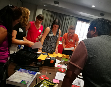 NT Audiology CPD Escape Room session (Sooful, P)