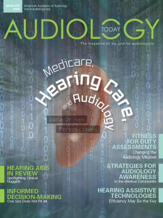 Audiology Today Volume 31 Number 2
